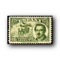 1945 España. III Cent. de la Muerte de Quevedo. Edif.989 *