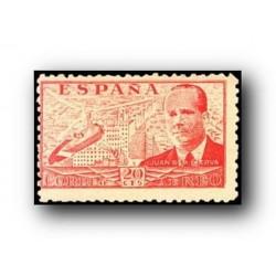 1941 Sellos de España (940). Juan de la Cierva.