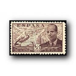 1941 Sellos de España (941). Juan de la Cierva.
