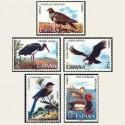 1973 España. Fauna. Edif.2134/38 **