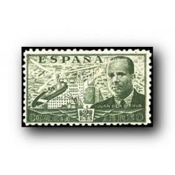 1941 Sellos de España (944). Juan de la Cierva.