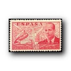 1939 Sellos de España (880Juan de la Cierva.**