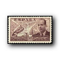 1939 Sellos de España (882) Juan de la Cierva.**