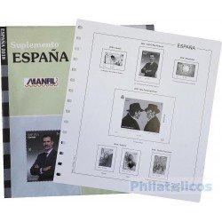 Suplemento Anual Hojas Manfil España 2018 1ª Parte