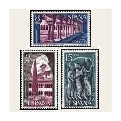 1973 España. Monasterio de Silos. Edif.2159/61 **