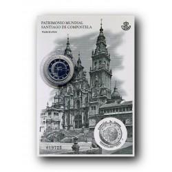2018 Prueba Oficial 136. Patrimonio Mundial. Santiago de Compostela