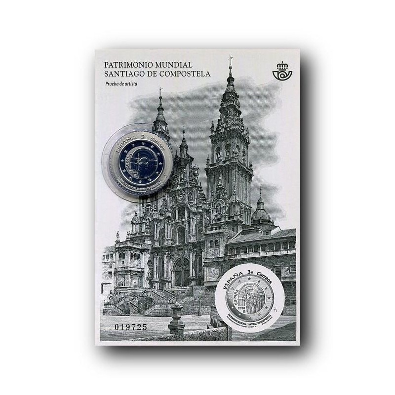 20178 Prueba Oficial 136. Patrimonio Mundial. Santiago de Compostela