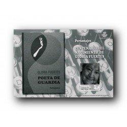 2018 Prueba Oficial 138. Centenario del Nacimiento de Gloria Fuertes