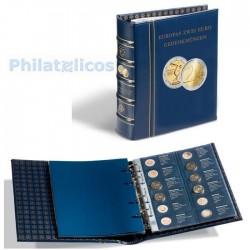 Álbum para monedas de 2 euros OPTIMA VISTA