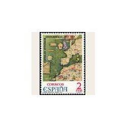 1974 Sellos de España (2172). Consejo Geográfico.