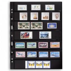 Hojas GRANDE 7S para sellos, sobres y tarjetas postales (5 unds.)