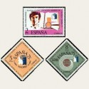 1974 España. Expo.Mundial España 1975. Edif.2174/76 **