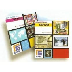 Suplemento Hojas Edifil Chipre 2013