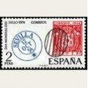 1974 España. Día Mundial del Sello. Edif.2179 **