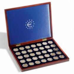 Estuche VOLTERRA UNO para monedas conmemorativas de 2 euros