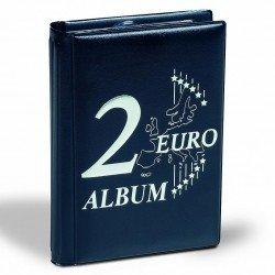 Album de bolsillo Leuchtturm ROUTE para monedas de 2 euros