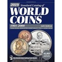 Catálogo Mundial World Coins 1901-2000 edicion 2019