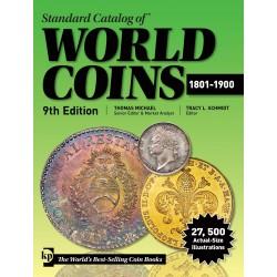 Catálogo Mundial World Coins 1801-1900 edicion 2019