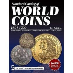 Catálogo Mundial World Coins 1601-1700 edicion 2019