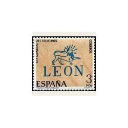 1975 Sellos de España (2261). Día Mundial del Sello.