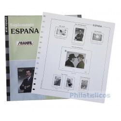 Juego de Hojas Manfil España 1936/1949