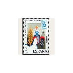 1975 Sellos de España. (2263). Feria del Campo.