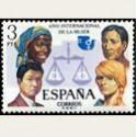 1975 España. Año Internacional de la Mujer. Edif.2264 **