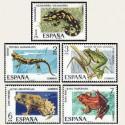 1975 España. Fauna. Edif.2272/76 **