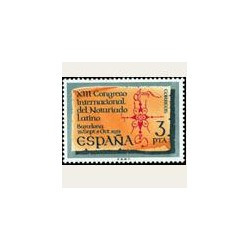 1975 Sellos de España (2283). Notariado Latino.