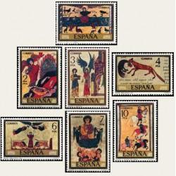 1975 España. Códices. Edif.2284/91 **