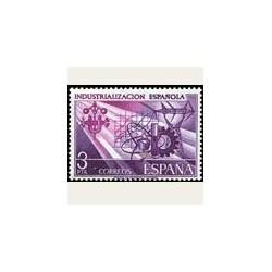 1975 Sellos de España (2292). Industrialización Española.