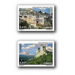 2009 Sellos de España. Naturaleza. (Edif. 4480/81)**