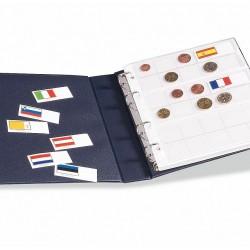 Etiquetas para álbum Numis de euros