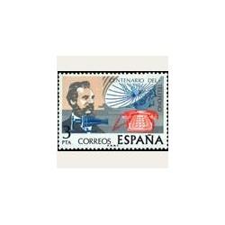 1976 España. Centenario del Teléfono (Edif.2311) **
