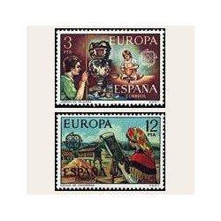 1976 España. Europa CEPT (Edif.2316/17) **