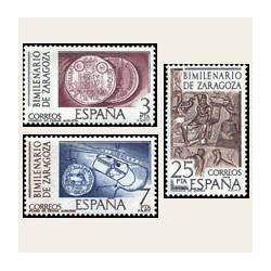 1976 España. Bimilenario de Zaragoza (Edif.2319/21) **