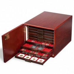 Gabinete para bandejas de monedas MB