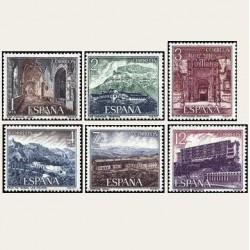 1976 España. Turismo (Edif. 2334/39) **