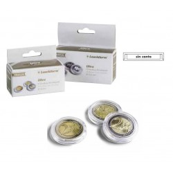 Cápsulas para monedas Leuchtturm ULTRA
