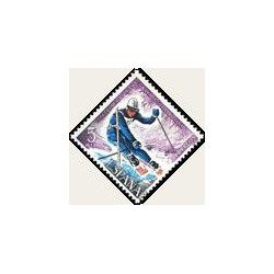 1977 España. Copa del Mundo de Esquí. (Edif. 2408) **