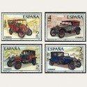 1977 España. Automóviles Antiguos. (Edif. 2409/12) **