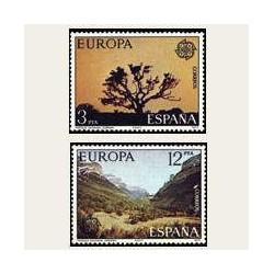 1977 España. Europa CEPT. (Edif. 2413/14) **