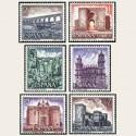 1977 España. Turismo. (Edif. 2417/22) **