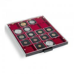 Bandejas Leuchtturm para monedas en cápsulas de 50 x 50 mm