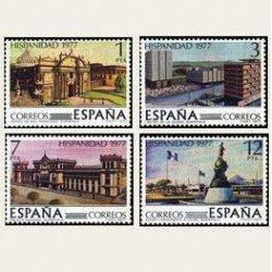 1977 España. Hispanidad - Guatemala. (Edif. 2439/42) **