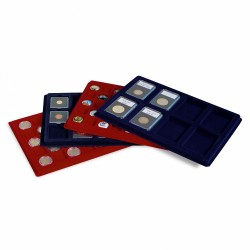 Bandejas para monedas TAB L para cápsulas Quadrum