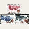 1980 España. Utilice Transportes Publicos (Edif.2560/62) **