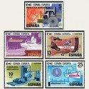 1980 España. España Exporta (Edif.2563/67) **