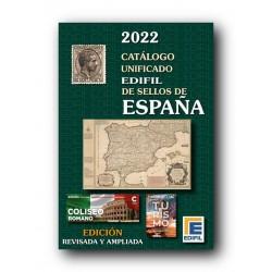 Catálogo de Sellos Edifil España 2022