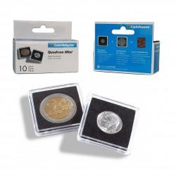 Cápsulas para monedas Leuchtturm QUADRUM MINI